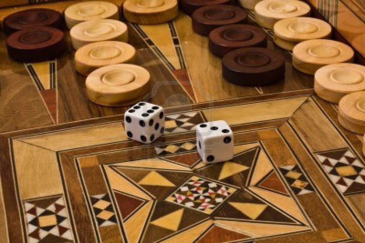 لعبة الطاولة المصرية