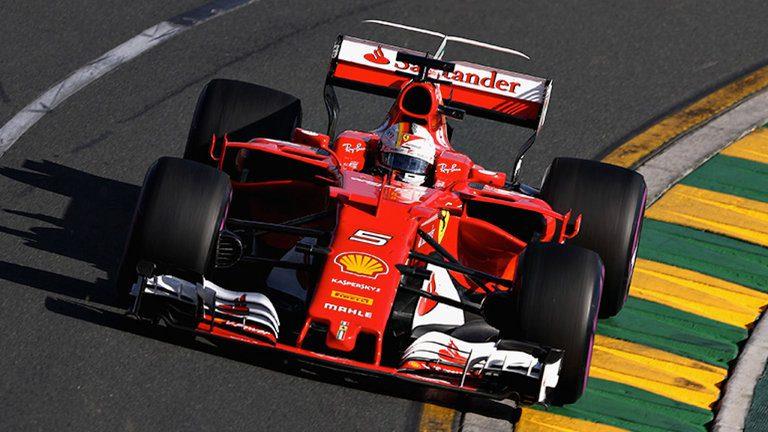 مراهنات فورمولا 1